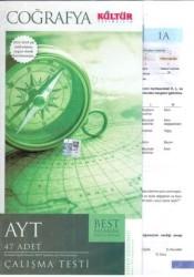 Kültür Yayıncılık - Kültür Yayıncılık AYT Coğrafya BEST Çalışma Testi