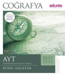 Kültür Yayıncılık - Kültür Yayıncılık AYT Coğrafya BEST Konu Anlatım