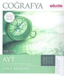 Kültür Yayıncılık - Kültür Yayıncılık AYT Coğrafya BEST Soru Bankası
