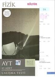Kültür Yayıncılık - Kültür Yayıncılık AYT Fizik BEST Çalışma Testi