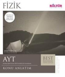 Kültür Yayıncılık - Kültür Yayıncılık AYT Fizik BEST Konu Anlatım