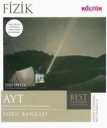 Kültür Yayıncılık - Kültür Yayıncılık AYT Fizik BEST Soru Bankası