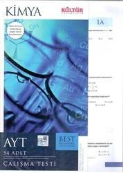 Kültür Yayıncılık - Kültür Yayıncılık AYT Kimya BEST Çalışma Testi