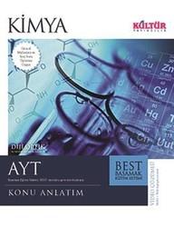 Kültür Yayıncılık - Kültür Yayıncılık AYT Kimya BEST Konu Anlatım