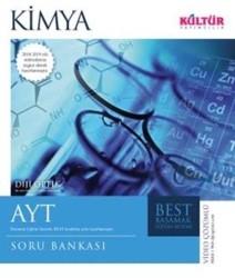 Kültür Yayıncılık - Kültür Yayıncılık AYT Kimya Soru Bankası BEST Serisi