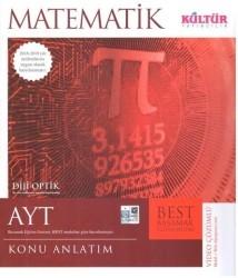Kültür Yayıncılık - Kültür Yayıncılık AYT Matematik BEST Konu Anlatımı