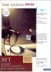 Kültür Yayıncılık - Kültür Yayıncılık AYT Türk Edebiyatı BEST Çalışma Testi