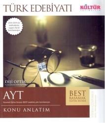 Kültür Yayıncılık - Kültür Yayıncılık AYT Türk Edebiyatı BEST Konu Anlatım