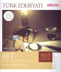 Kültür Yayıncılık - Kültür Yayıncılık AYT Türk Edebiyatı BEST Soru Bankası