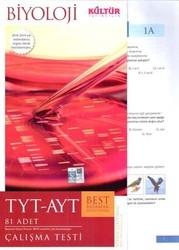 Kültür Yayıncılık - Kültür Yayıncılık TYT AYT Biyoloji BEST Çalışma Testi