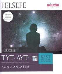 Kültür Yayıncılık - Kültür Yayıncılık TYT AYT Felsefe BEST Konu Anlatım
