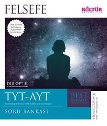 Kültür Yayıncılık - Kültür Yayıncılık TYT-AYT Felsefe Soru Bankası BEST Serisi