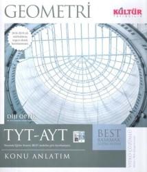 Kültür Yayıncılık - Kültür Yayıncılık TYT AYT Geometri BEST Konu Anlatım