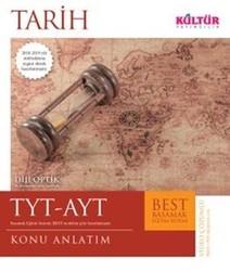 Kültür Yayıncılık - Kültür Yayıncılık TYT AYT Tarih BEST Konu Anlatım