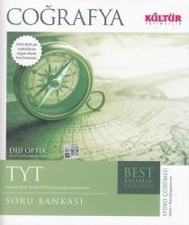 Kültür Yayıncılık - Kültür Yayıncılık TYT Coğrafya BEST Soru Bankası