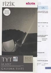 Kültür Yayıncılık - Kültür Yayıncılık TYT Fizik BEST Çalışma Testi
