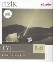 Kültür Yayıncılık - Kültür Yayıncılık TYT Fizik BEST Konu Anlatım