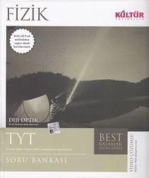 Kültür Yayıncılık - Kültür Yayıncılık TYT Fizik Soru Bankası Best Serisi