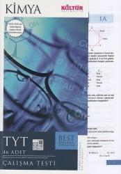 Kültür Yayıncılık - Kültür Yayıncılık TYT Kimya Soru Bankası BEST Serisi