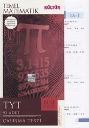 Kültür Yayıncılık - Kültür Yayıncılık TYT Temel Matematik BEST Çalışma Testi