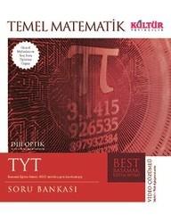 Kültür Yayıncılık - Kültür Yayıncılık TYT Temel Matematik Soru Bankası BEST Serisi