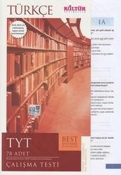 Kültür Yayıncılık - Kültür Yayıncılık TYT Türkçe BEST Çalışma Testi