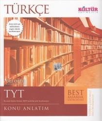 Kültür Yayıncılık - Kültür Yayıncılık TYT Türkçe BEST Konu Anlatım