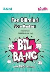 Kültür Yayıncılık - Kültür Yayınları 8. Sınıf Fen Bilimleri Soru Bankası