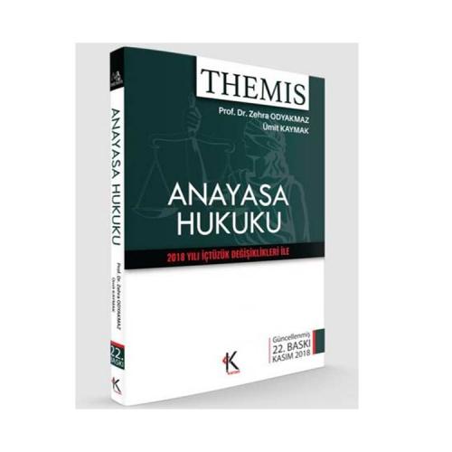 Kuram Kitap THEMIS Anayasa Hukuku