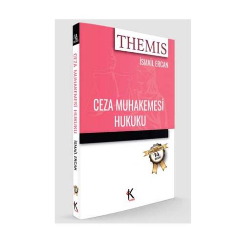 Kuram Kitap THEMIS Ceza Muhakemesi Hukuku 14.Baskı