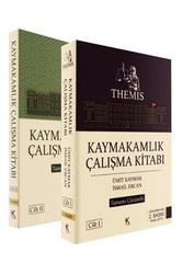 Kuram Kitap - Kuram Kitap THEMİS Kaymakamlık Tamamı Çözümlü Çalışma Kitabı