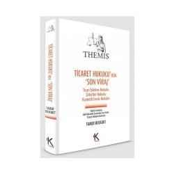 Kuram Kitap - Kuram Kitap THEMIS Ticaret Hukukunda Son Viraj