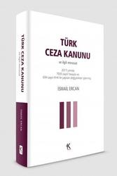 Kuram Kitap - Kuram Kitap Türk Ceza Kanunu Cep Boy