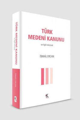 Kuram Kitap Türk Medeni Kanunu ve İlgili Mevzuat Cep Boy