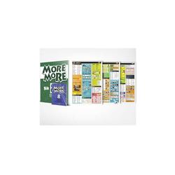 Kurmay ELT - Kurmay ELT More and More English 8 Practice Book (3 Poster + Sözlük)