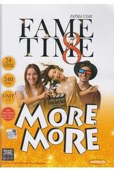 Kurmay ELT - Kurmay ELT More and More 8 Fame Time