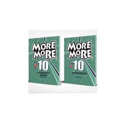 Kurmay ELT - Kurmay ELT More and More English 10 Students Book + Workbook