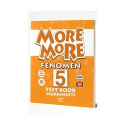 Kurmay ELT - Kurmay ELT More and More English 5 Fame Fenomen Test Book WorkSheets