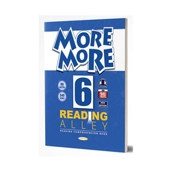 Kurmay ELT - Kurmay ELT More and More English 6 Reading Alley