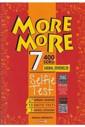 Kurmay ELT - Kurmay ELT More and More English 7 Selfie Test