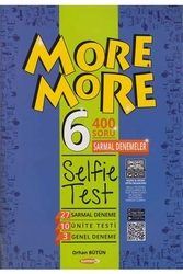 Kurmay ELT - Kurmay ELT More and More English Selfie Test 6
