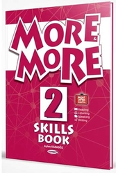 Kurmay ELT - Kurmay ELT More More Skills Book 2