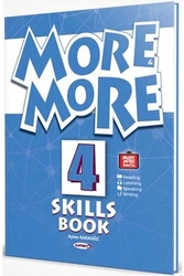 Kurmay ELT - Kurmay ELT Yayınları More More English 4 Skills Book