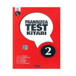 Kurmay Yayınevi - Kurmay Yayınları Fransızca Test Kitabı 2
