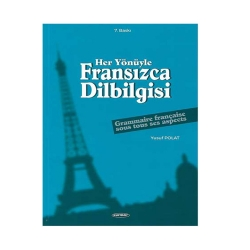 Kurmay Yayınevi - Kurmay Yayınları Her Yönüyle Fransızca Dilbilgisi