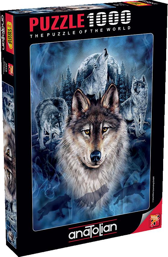 Anatolian - Kurt Timi / Wolf Team