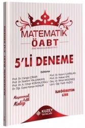 Kuzey Akademi Yayınları - Kuzey Akademi Yayınları 2020 ÖABT Matematik Öğretmenliği Çözümlü 5 Deneme