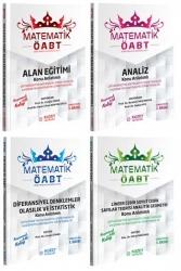 Kuzey Akademi Yayınları - Kuzey Akademi Yayınları 2020 ÖABT Matematik Öğretmenliği Konu Anlatımlı Modüler Set
