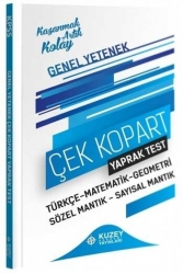 Kuzey Akademi Yayınları - Kuzey Akademi Yayınları 2021 KPSS Genel Yetenek Yaprak Test Çek Kopart