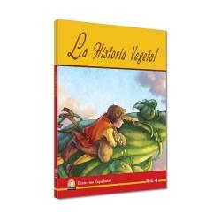 Kapadokya Yayınları - İspanyolca Hikaye La Hıstorıa Vegetal - Kapadokya Yayınları